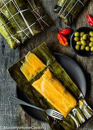 Venezuelan tamales called hallacas