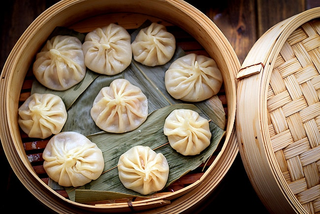 Xiao long bao, Chinese dumplings filled with soup