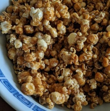 Soy Sauce and Butter Popcorn